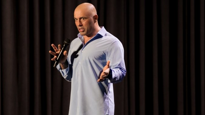 Joe Rogan's Powerful Life