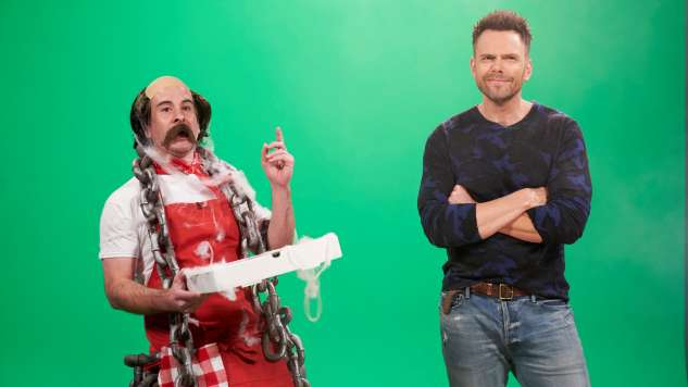The Joel Mchale Show Like The Soup Before It Was Too Outdated To