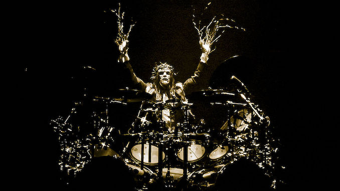 Founding Slipknot Drummer Joey Jordison Has Died