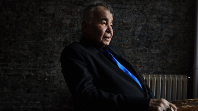 "Listen to John Prine's Whimsical Cover of Johnny Cash's ""Ways of a Woman in Love"""