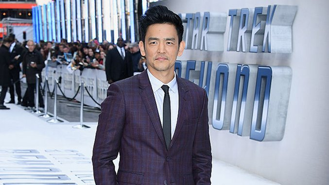 To Be A <i>Star Trek</i> Movie or Not To Be A <i>Star Trek</i> Movie: John Cho's <i>Beyond</i>