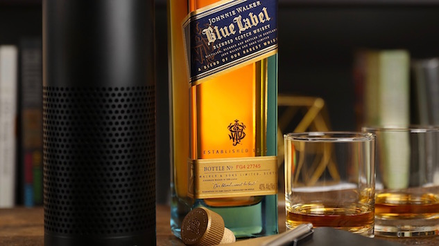 Johnnie Walker and Amazon Want to Teach You About Whisky, Digitally
