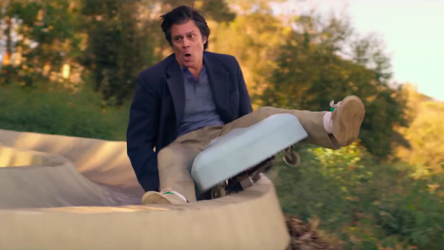 Watch Johnny Knoxville's Outrageous <i>Action Point</i> Trailer