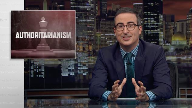 John Oliver Breaks Down Authoritarianism in <i>Last Week Tonight</i> Season Finale