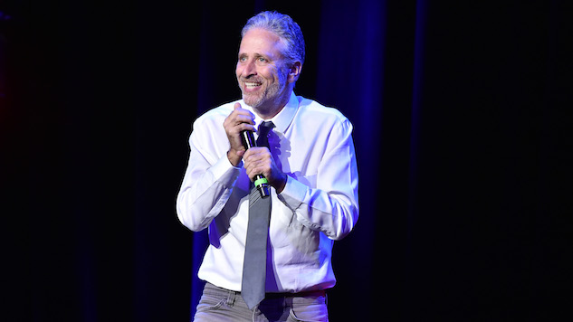 Jon Stewart Announces His Return to Stand-Up