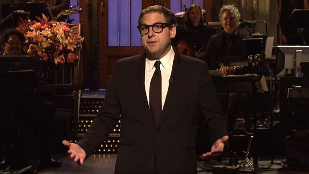 Jonah Hill Blends Right Into a Surprisingly Good <i>Saturday Night Live</i>