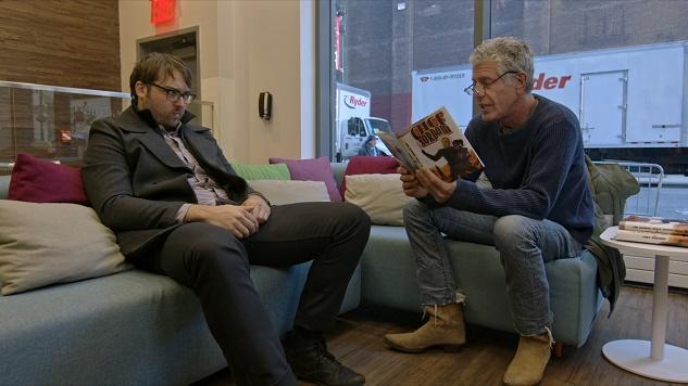 Jonah Ray Hones His Bourdain Parody on the Second Season of <i>Hidden America</i>