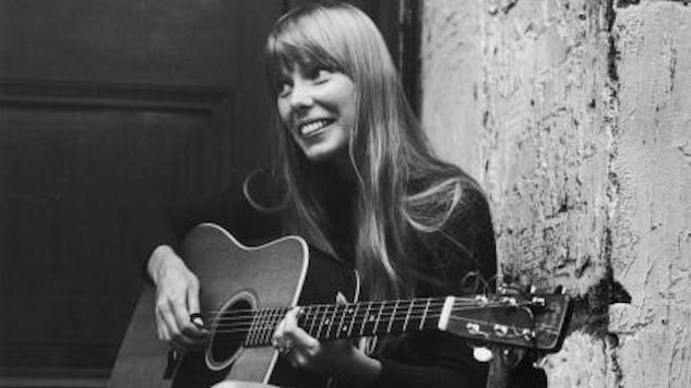 Hear Joni Mitchell Perform Songs From <i>Court And Spark</i> on This Day in 1976