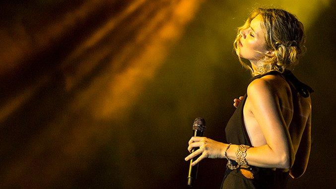 Joss Stone @ The Pure Grenada Music Festival