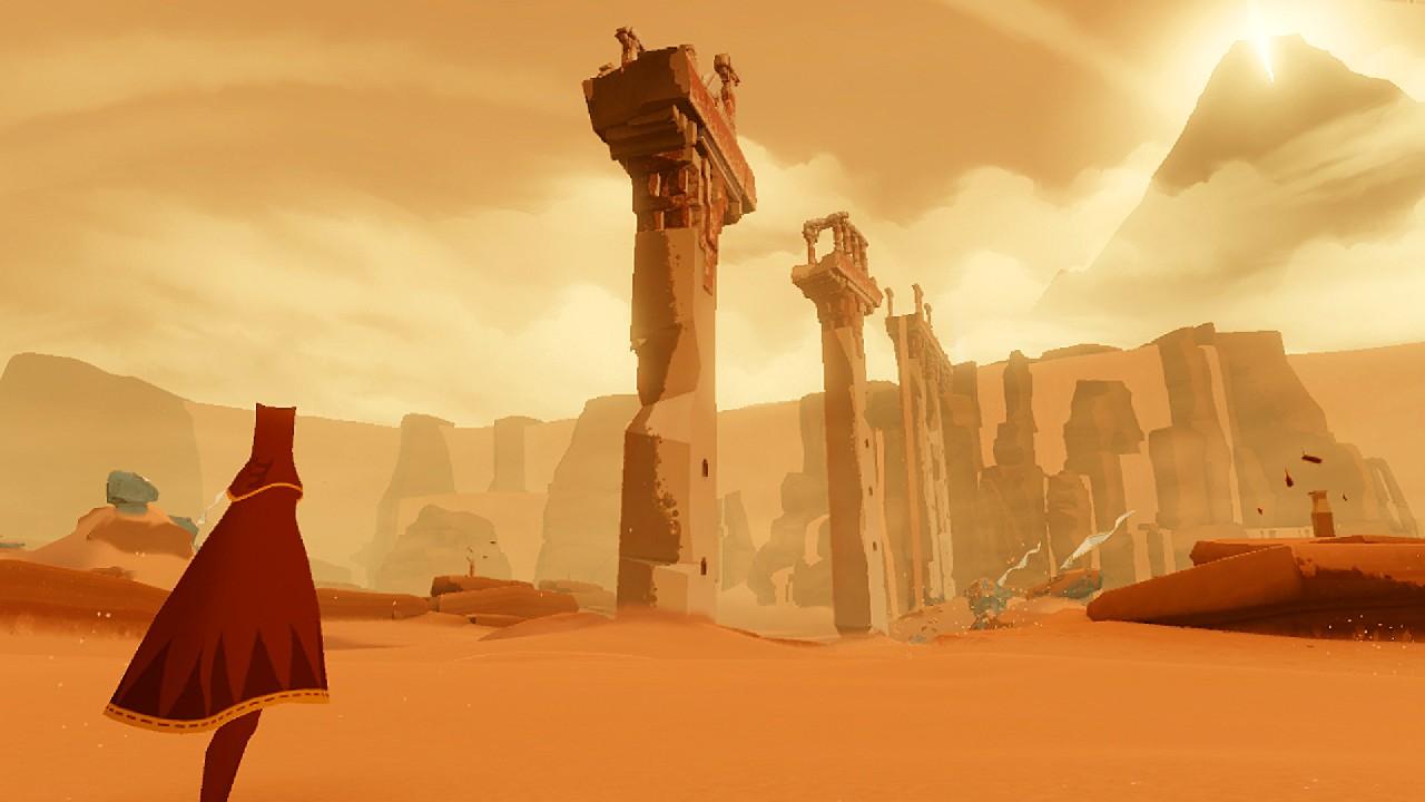ps3 game desert