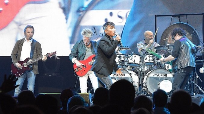 Journey Settle Lawsuit with Former Members Steve Smith and Ross Valory