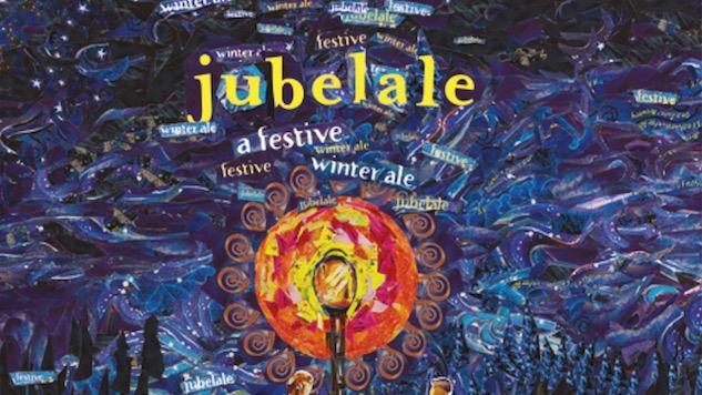 Deschutes' Jubelale: A Label Retrospective