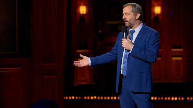 Judd Apatow Doesn't Downplay His Success in His New Netflix Stand-up Special
