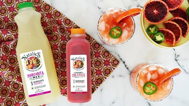 4 (Kind of) Healthy Juice Cocktails for Spring