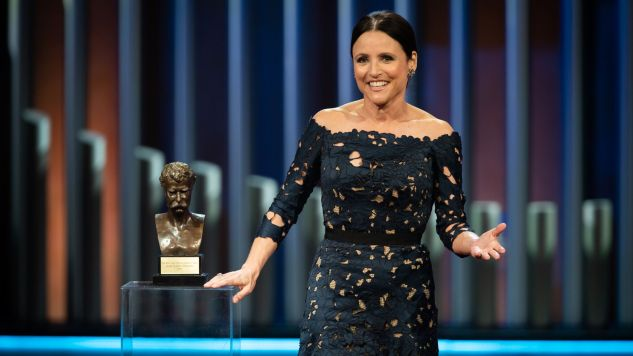Julia Louis-Dreyfus Rules All as the 2018 Winner of the Mark Twain Prize for American Humor