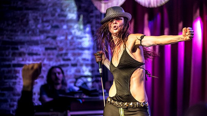 Juliette Lewis @ Brooklyn Bowl