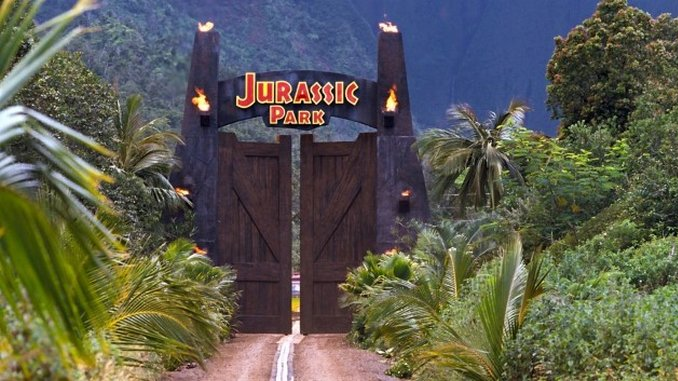 After 27 Years, <i>Jurassic Park</i> Is Again #1 at the U.S. Box Office