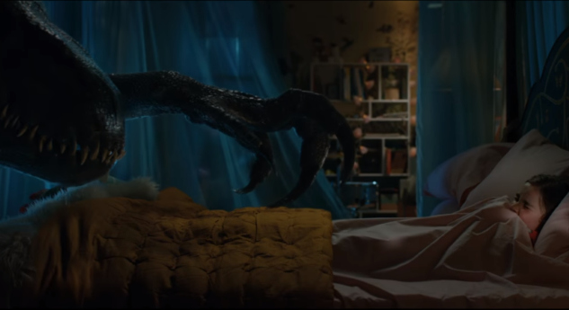 Jurassic World Has Gone Full-On Horror Movie in the Final Trailer
