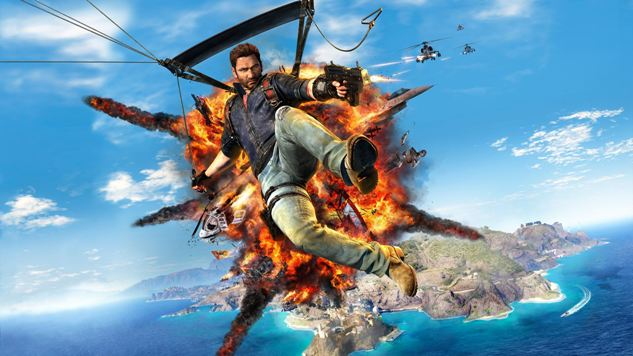 <i>Just Cause 3</i> Review: Young Stunts