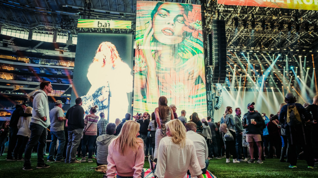 KAABOO Texas: A Bizarre Festival Weekend in Arlington