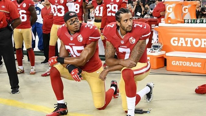 The NFL's Naked Hypocrisy Proves There's No Good Football Reason Why Colin Kaepernick Is Still Unemployed