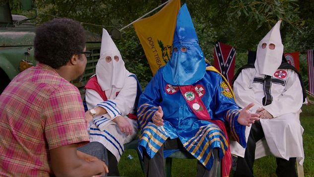 3 Things W. Kamau Bell Learned About the KKK While Making <i>United Shades of America</i>