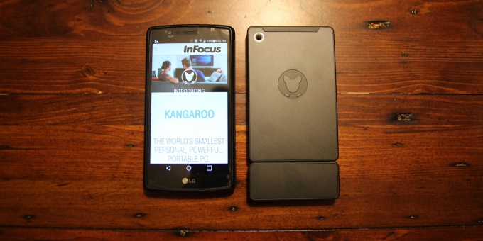 kangaroo mobile desktop review better than any stick pc
