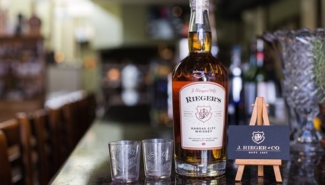 Rieger's Kansas City Whiskey Review