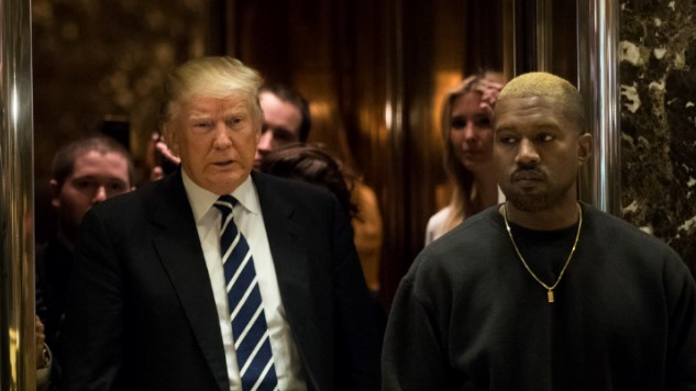 Even Kanye West Now Regrets Supporting Donald Trump