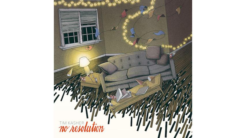 Tim Kasher: <i>No Resolution</i> Review