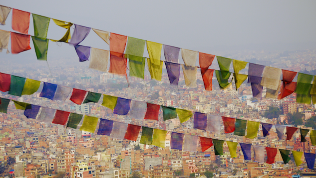 Checklist: Kathmandu, Nepal