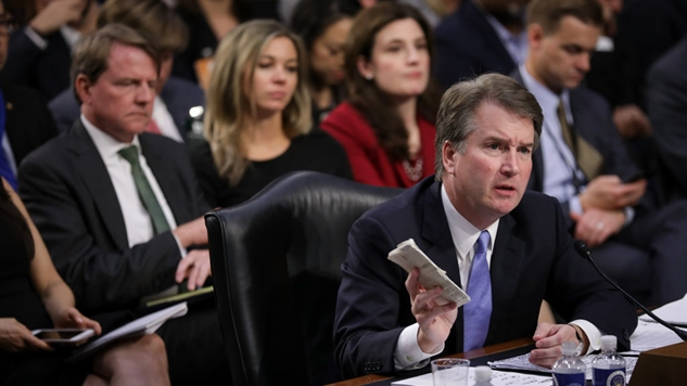Brett Kavanaugh's Virginity Claim Is Completely Irrelevant…Except for What It Says About Him