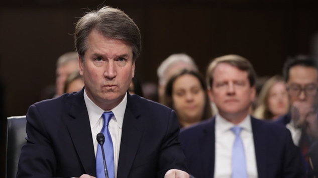 Republican Senators Are Splintering on Kavanaugh...Very, Very Slowly