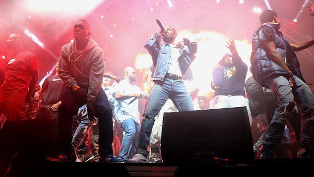 Kendrick Lamar, SZA, ScHoolboy Q to Headline TDE's The Championship Tour