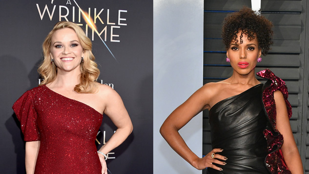 Reese Witherspoon and Kerry Washington's <i>Little Fires Everywhere</i> Limited Series Finds a Home on Hulu