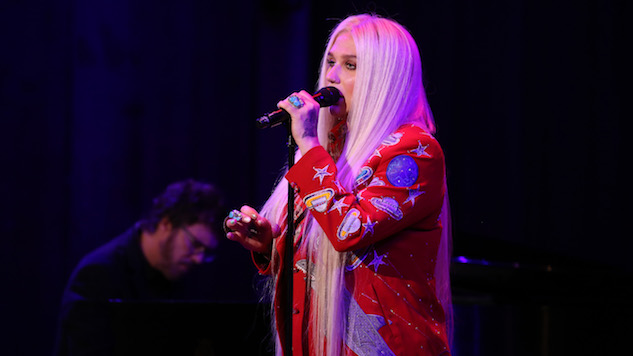 Kesha to Embark on First Solo Tour Since 2013