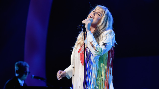 "Kesha's New Single is a ""Hymn For the Hymnless"""