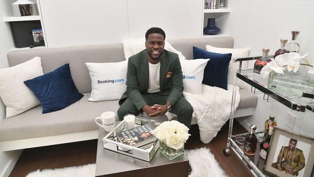 I Visited Kevin Hart's Tiny House in Herald Square and I'm Not the Same Man I Was Before