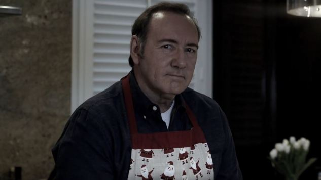 The Funniest Tweets About Kevin Spacey's Unhinged Christmas Eve Video