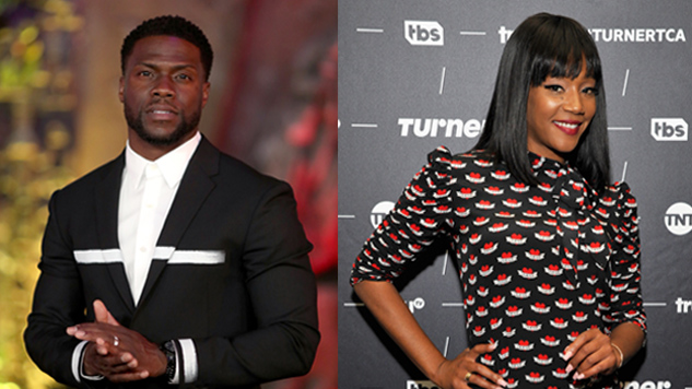 Kevin Hart and Tiffany Haddish Go Line for Line in Hilarious First <i>Night School</i> Trailer