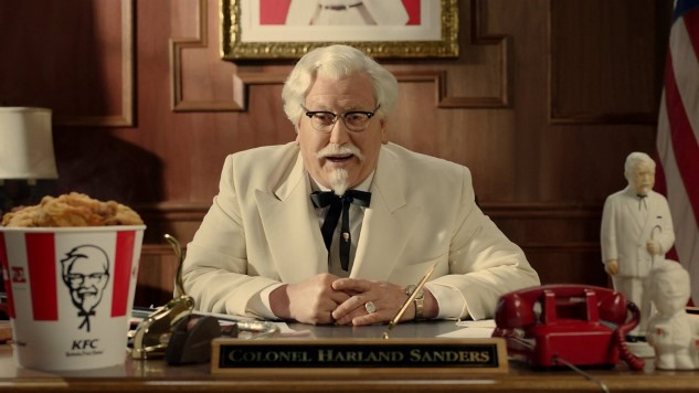Every KFC Colonel Sanders Actor, Ranked
