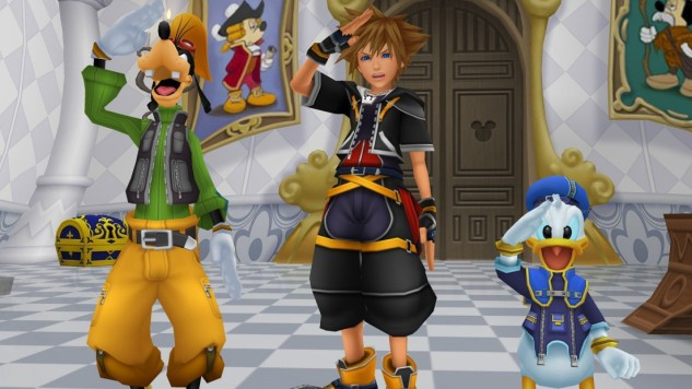 Ps2 Games All Of Them : The best kingdom hearts games ranking them all