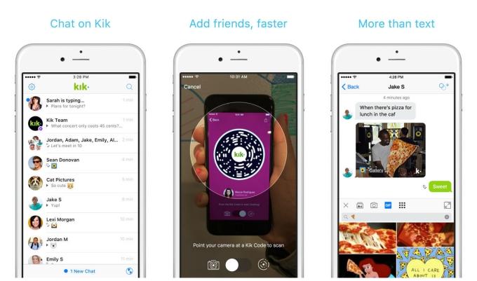 The 10 Best iMessage Alternatives :: Tech :: Apps :: Paste