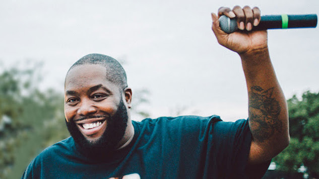 Run the Jewels' Killer Mike to Open Barbershop in Atlanta's Philips Arena