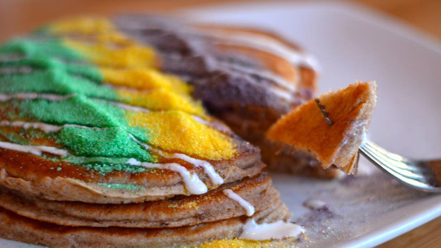 24 New Orleans King Cakes and Other Regal Delights
