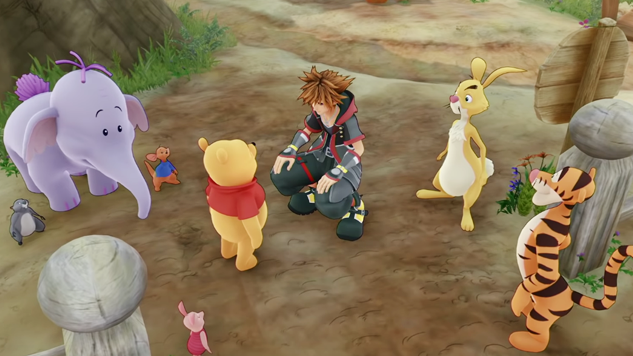 Visit the Worlds of Winnie the Pooh, <i>Tangled</i> and More in New <i>Kingdom Hearts 3</i> Trailer