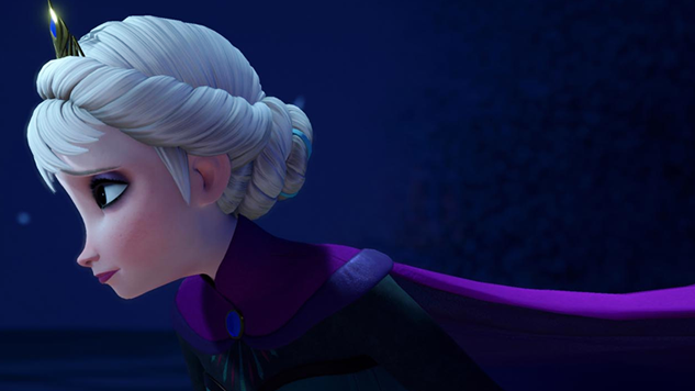 The Entire Main Cast of <i>Frozen</i> Returns for <i>Kingdom Hearts 3</i>
