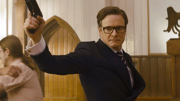 The (As-Yet-Unreleased) Trailer for <i>Kingsman: The Golden Circle</i> Confirms Colin Firth's Return