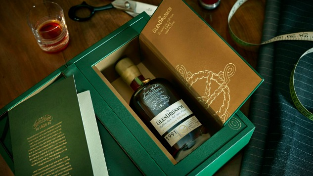 GlenDronach Made a Special Limited-Edition Whisky for <i>Kingsman: The Golden Circle</i>