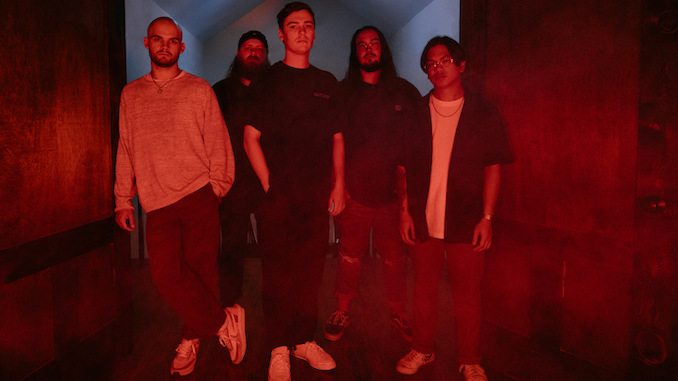 Knocked Loose Unleash Surprise EP <I>A Tear in the Fabric of Life</I>